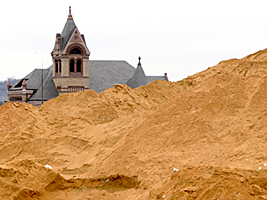 Frac sand mining: What are the alternatives?
