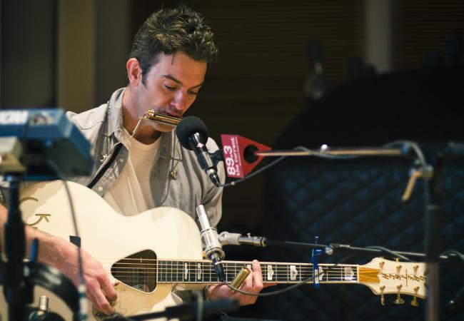 Philadelphia musician G. Love.
