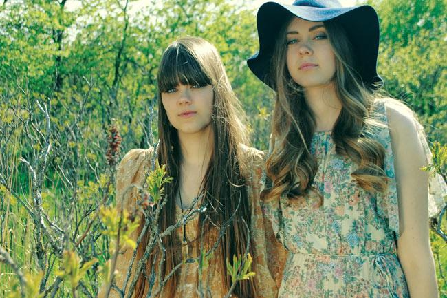 Swedish sister duo First Aid Kit.