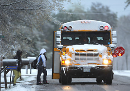 Number of snow days worries rural school districts over testing
