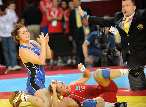 Women Fitness Women 39 s Olympic Wrestling