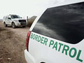 U.S. Border Patrol vehicles