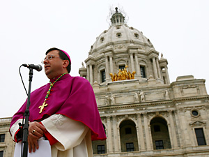 Auxiliary Bishop Lee Piche