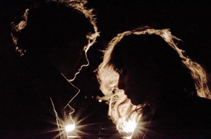 Baltimore duo Beach House.