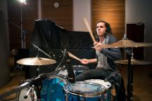 Dylan Gouert of Bloodnstuff performs in The Current studios
