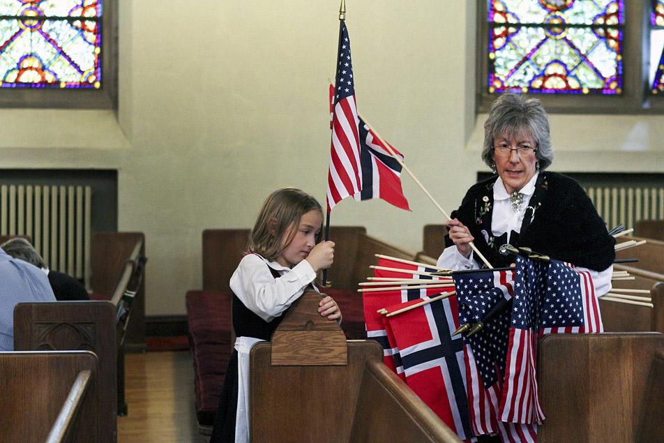 Removing flags