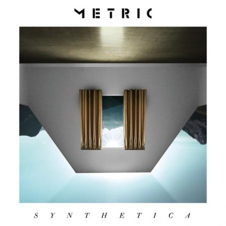 Album art for Metric's Synthetica