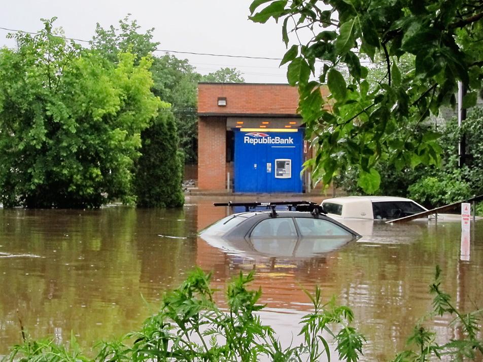 Duluth flooding