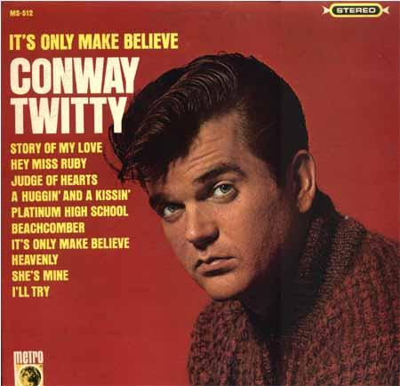 This greatest hits compilation contains the 1974 Conway Twitty single