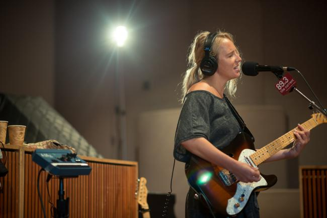 Blues-influenced singer-songwriter Lissie.