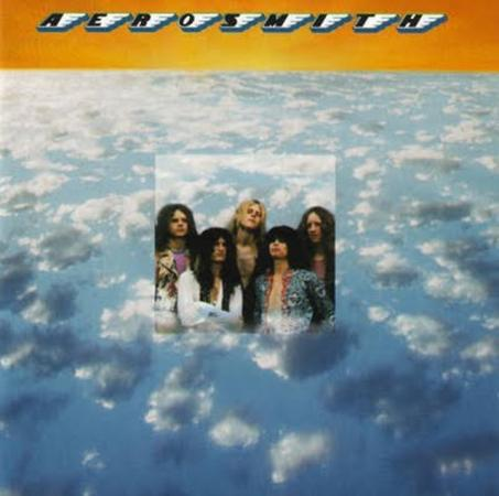 Album art for Aerosmith's self-titled record