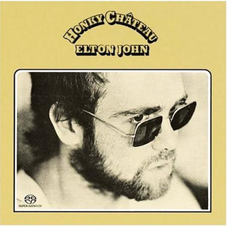 Album art for Elton John's Honky Chateau
