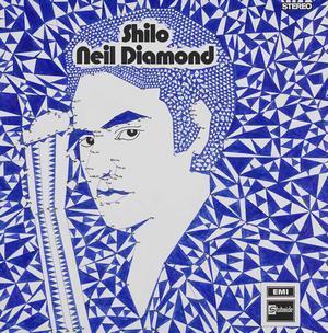 "Album Art for Neil Diamond's ""Shilo"""