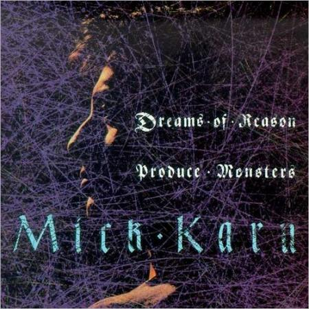 Album art for Mick Karn's Dreams of Reason Produce Monsters
