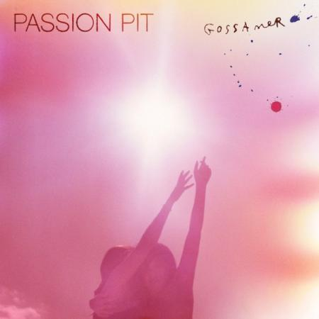 Album art for Passion Pit's Goassamer