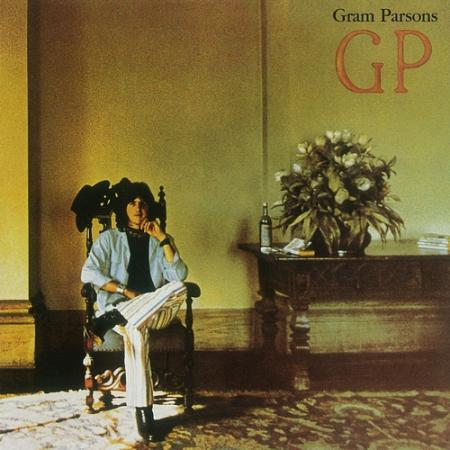 Album art for Gram Parsons's