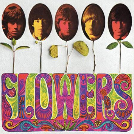 "Album art for The Rolling Stones's ""Flowers"""
