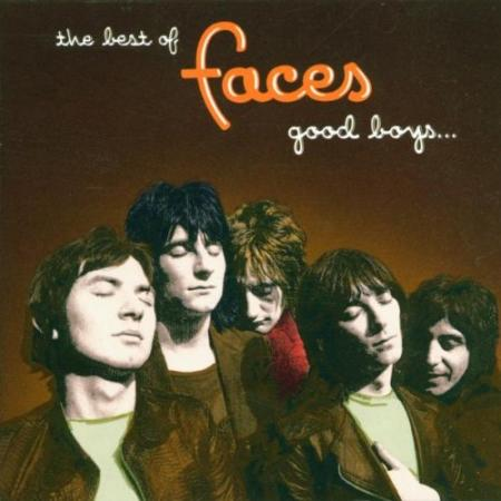 "Album art for ""The Best of Faces"""