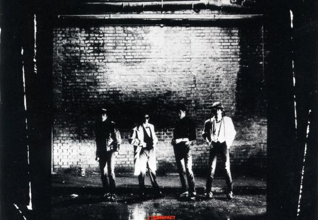 Album art for The Clash's