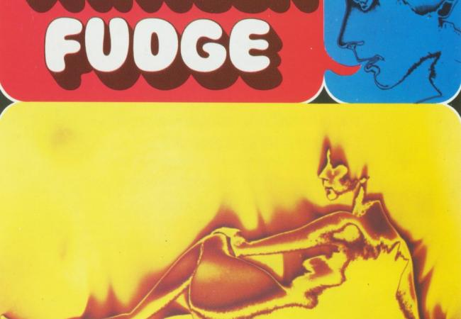 Album art for Vanilla Fudge's self-titled record