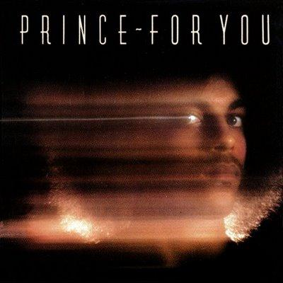 "Album art for Prince's ""For You"""