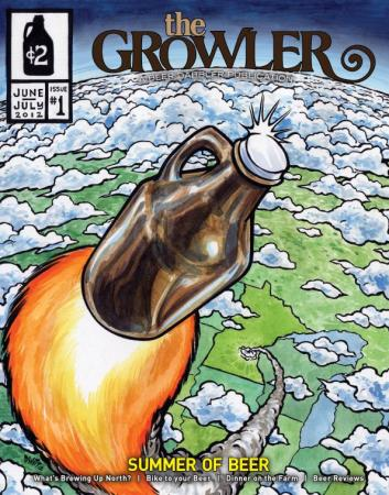 The Growler cover art