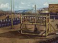 Execution at Mankato