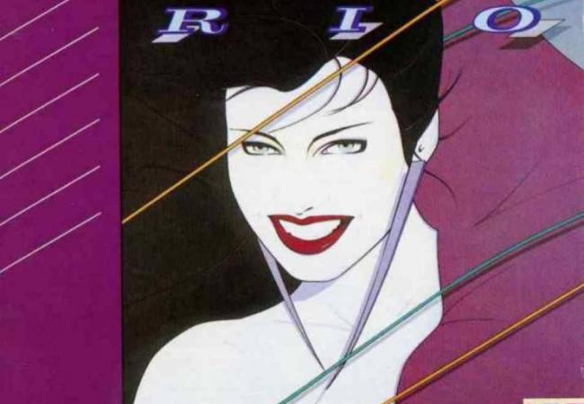"Album art for Duran Duran's ""Rio"""