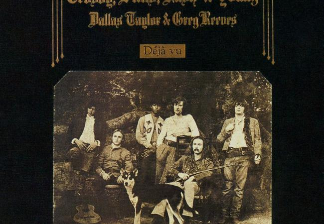 Album art for Crosby, Stills, Nash & Young's