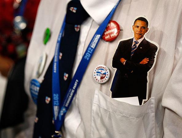 Obama in the pocket of the press