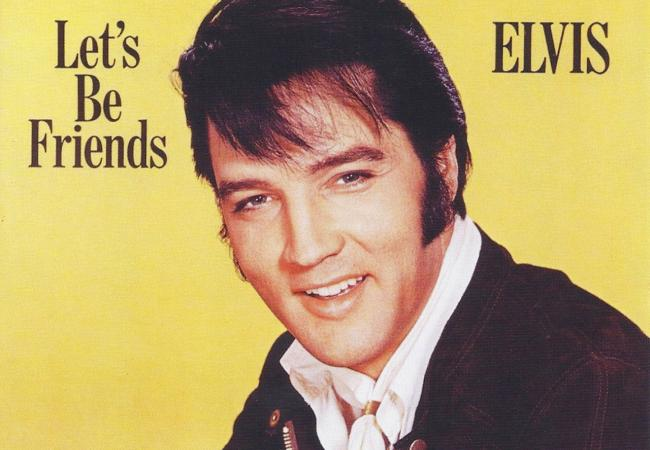 Album art for Elvis Presley's