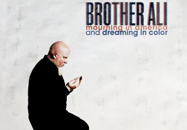 Album art for Brother Ali's