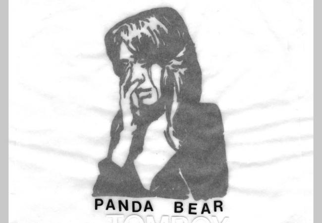 "Album art for Panda Bear's ""Tomboy"""