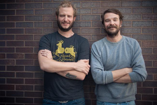 Bon Iver's Justin Vernon with David Campbell, host of The Local Show on 89.3 The Current