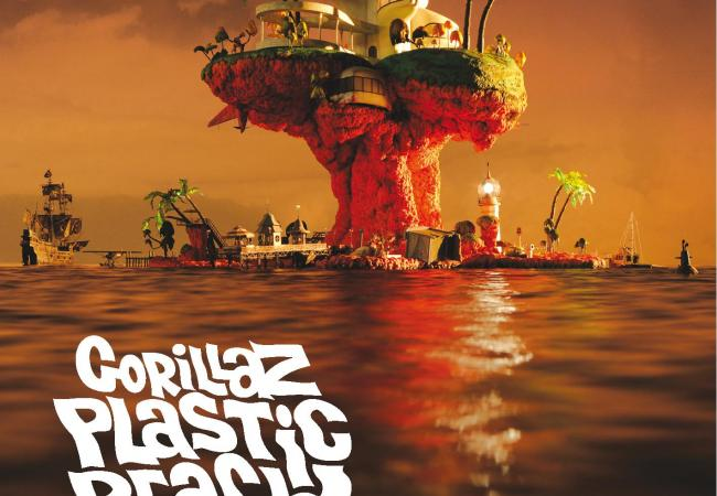 Album art for The Gorillaz's