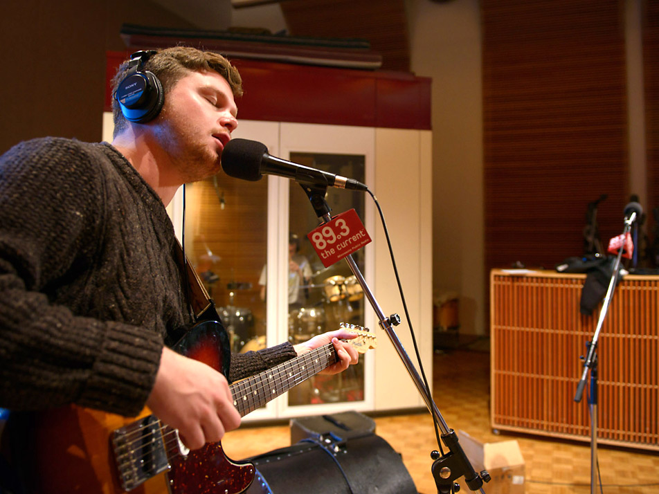Alt-J performs in The Current studio.