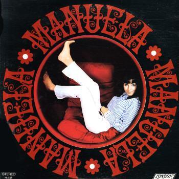 Album art for Manuela's self-titled album
