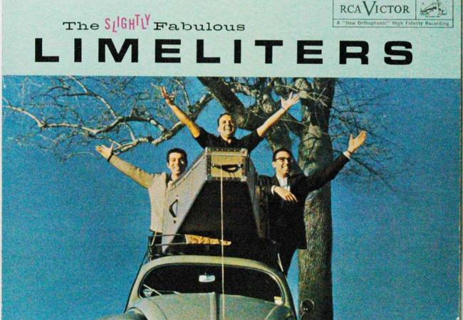 Album art for The Limeliters'