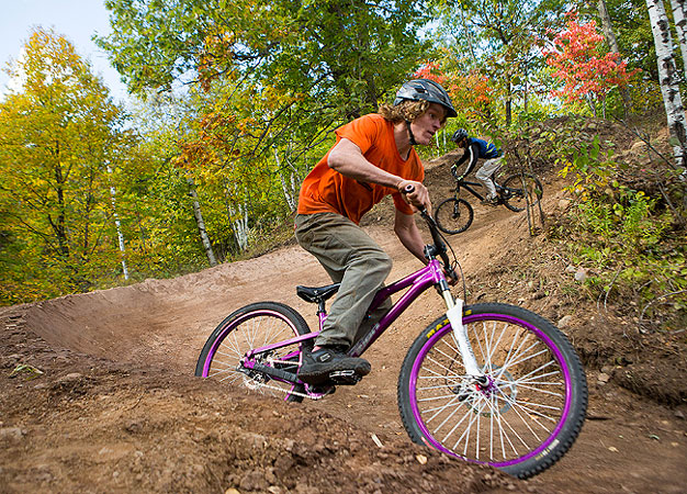 Duluth Mountain Bike Trail Network Expanding Minnesota
