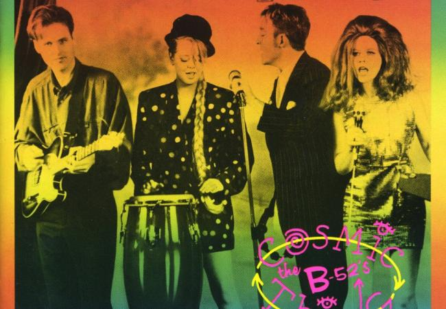 Album art for The B-52's