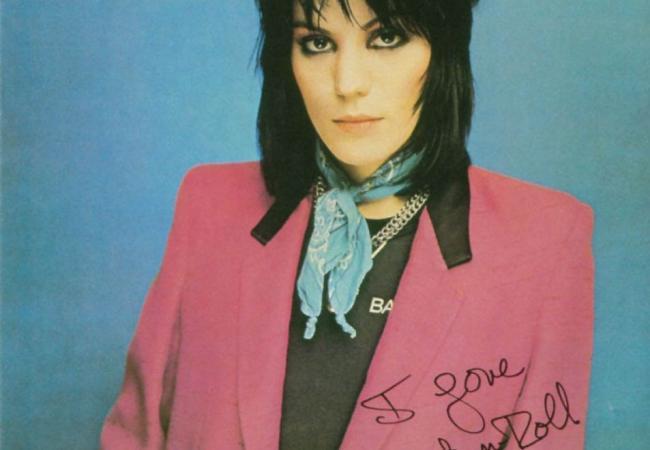 Album art for Joan Jett's