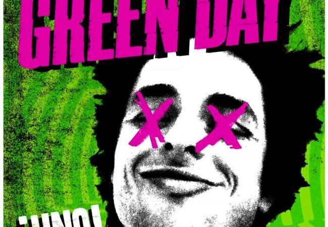 Album art for Green Day's