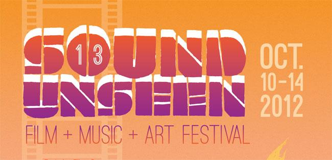 The music-on-film festival Sound Unseen returns for 2012