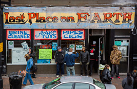 Last Place on Earth head shop owner arrested on new state charges