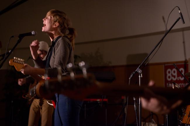 Zoo Animal performs in Fergus Falls for Caravan Du Nord