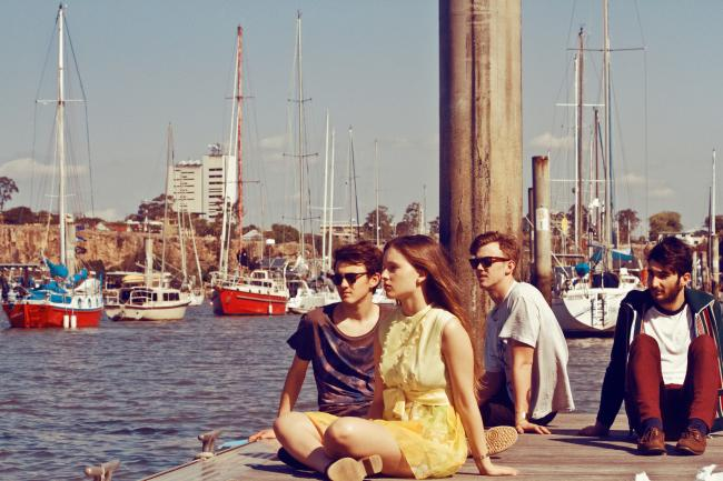 Australian low-fi indie pop band, San Cisco
