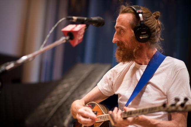 Multi-instrumentalist Lu Edmonds of Public Image Ltd.