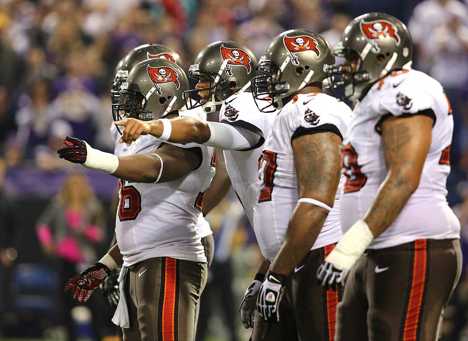 Tampa Bay Buccaneers v Minnesota Vikings