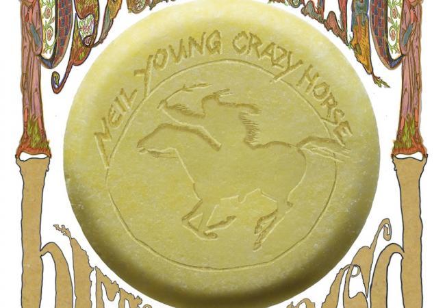 Album art for Neil Young & Crazy Horse's