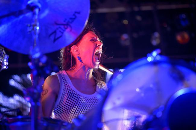 Matt & Kim bring down the house at First Ave.